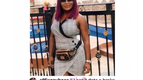 Actress Ani Amatosero slams her colleagues who say they can't date broke guys