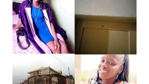 Uniben student allegedly strangled to death inside a hotel by suspected ritualist .