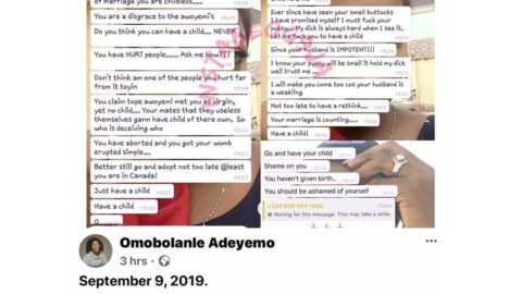How I got pregnant two months after receiving an anonymous message mocking me for being childless — Lady [Swipe]