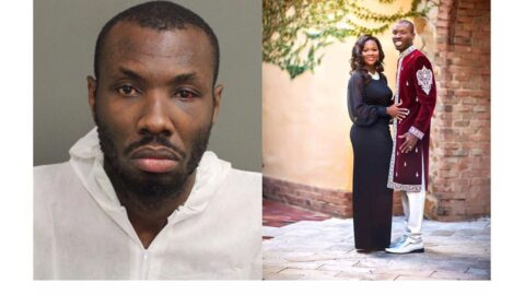 Ghanaian Pastor shots wife to death in the US .