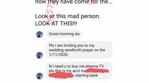 """Activist Kato reveals the request she got from an """"entitled"""" relative set to wed"""