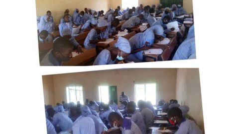 6yrs after abduction of schoolgirls, WAEC conducts exams in Chibok .