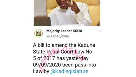 Kaduna assembly approves castration as punishment for rapists .