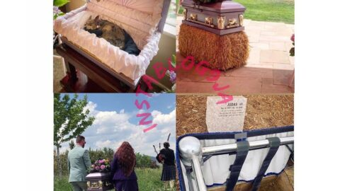 Uncontrollable tears, as Judas is given a befitting burial in Toronto, Canada