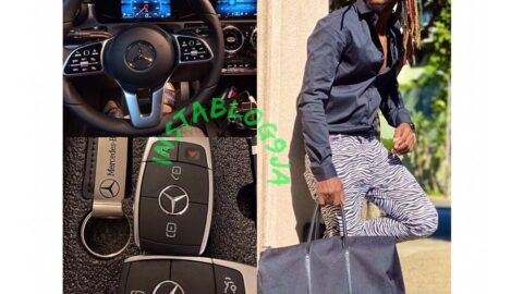 2020 vision becomes clearer for Rapper Yung6ix, as he buys a new Benz