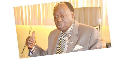 Nigeria is the only country where her politicians earn in billions — Afe Babalola (SAN) .