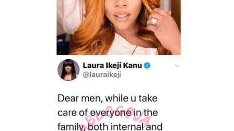 Men, don't forget to take care of yourselves as you do for others — Businesswoman, Laura Ikeji