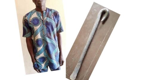 Man murders his 60-year-old aunt over alleged witchcraft .
