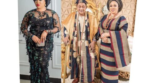My 81-yr-old husband is a better lover than most men — Wife to Alaafin of Oyo