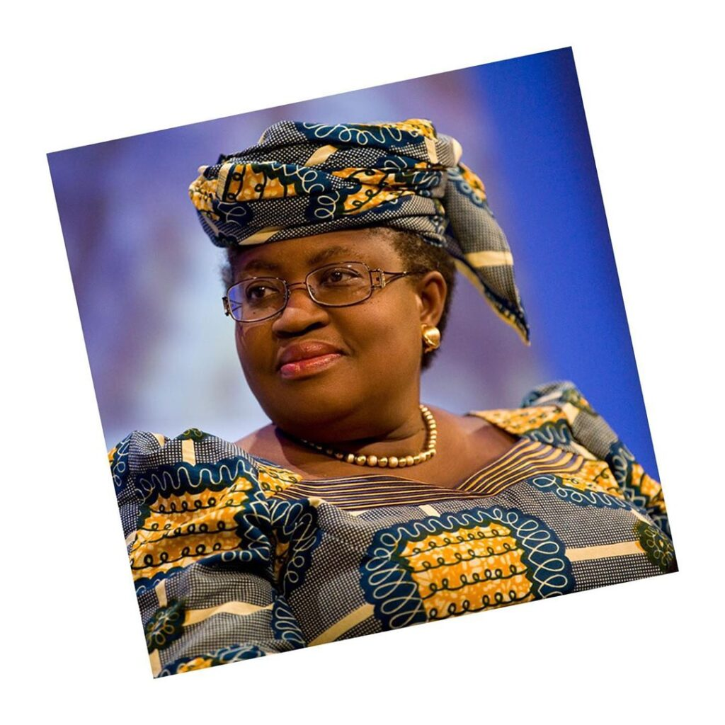 Ngozi Okonjo-Iweala emerges one of the two final candidates for WTO director-general role .