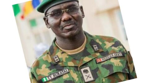 LekkiTollGate Shooting: Lagos State govt. invited us to intervene, but we didn't shoot — Nigerian Army