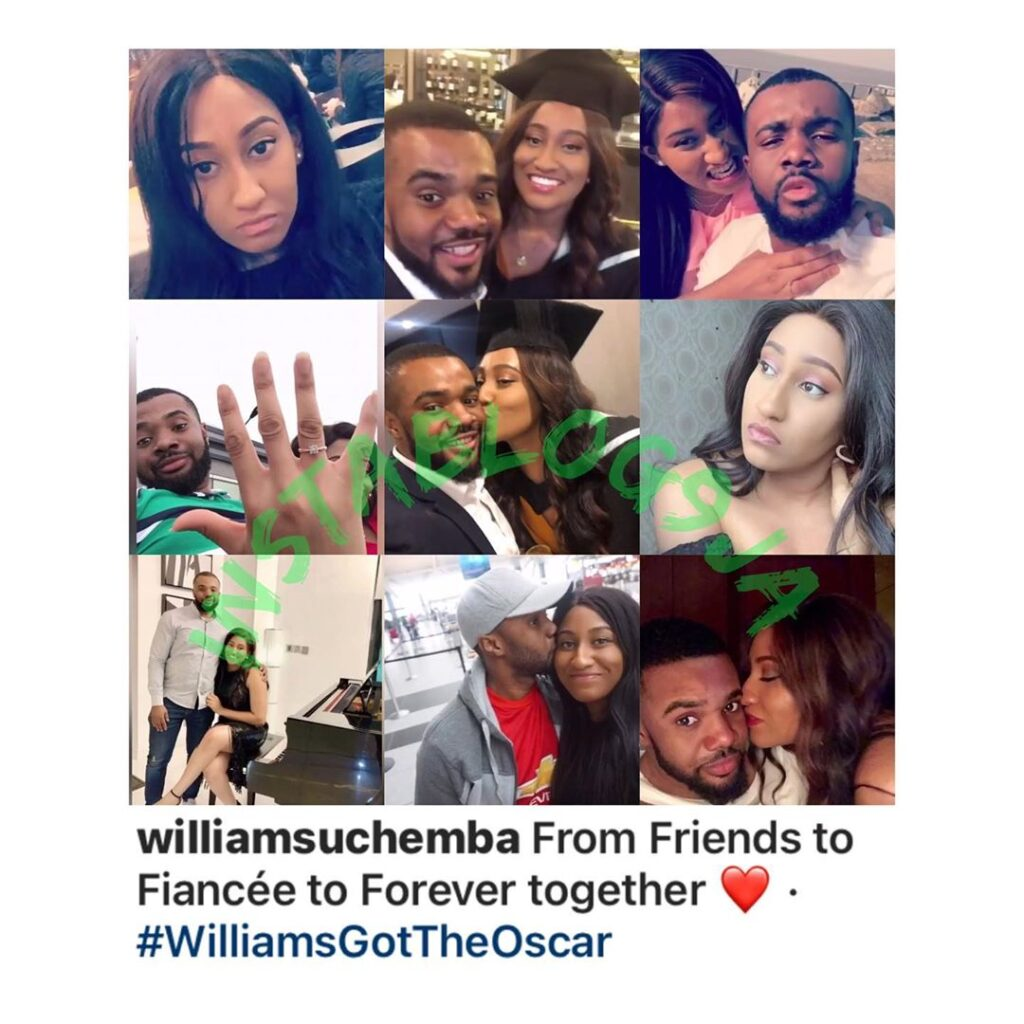 Actor Williams Uchemba reveals he's engaged