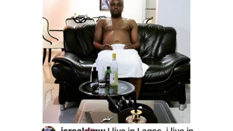 Why some people are suffering unnecessarily — Singer Davido's logistic manager