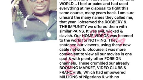 """""""Our colleagues sold me out when I was fighting against the injustice in Nollywood,"""" Actor Emeka Ike tells Gideon Okeke [Swipe]"""