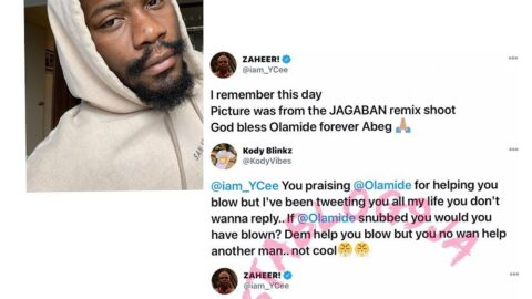 Rapper Ycee replies a struggling colleague who called him out after being snubbed