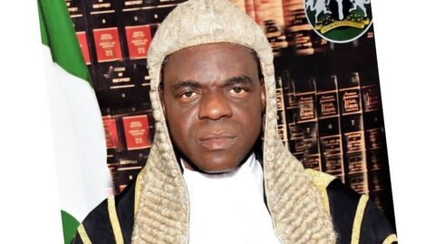 Freezing #EndSARS protesters' bank accounts saved the economy, prevented dollar from exchanging above N500 — Chief Judge