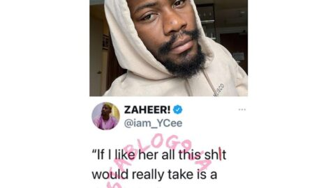 It takes just a double tap to get any lady I want — Rapper Ycee