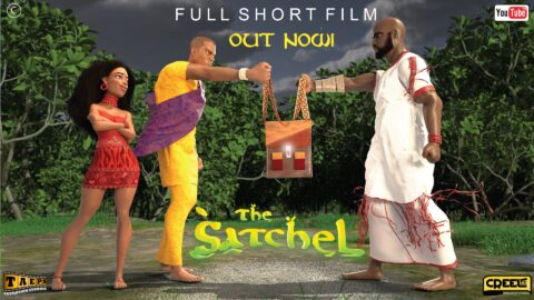 Watch the full short film for THE SATCHEL, a 3D animated adapted story of Earth's Creation by TAEPS ANIMATION STUDIOS.