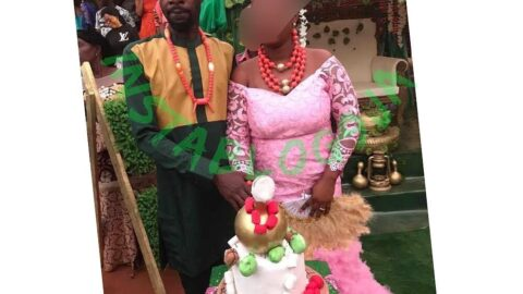 Man allegedly dies hours after his traditional wedding