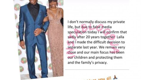 Footballer Didier Drogba announces separation from wife after 20 years together