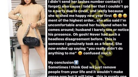 A friend blocked me because I said I couldn't attend a party due to Covid-19 — Ex beauty Queen Iheoma Nnadi
