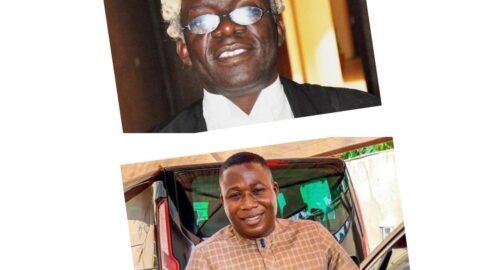 Sunday Igboho is wrong to issue eviction notice to herdsmen — Lawyer Femi Falana