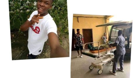 Graphic: Caretaker reportedly kills poly student over house rent