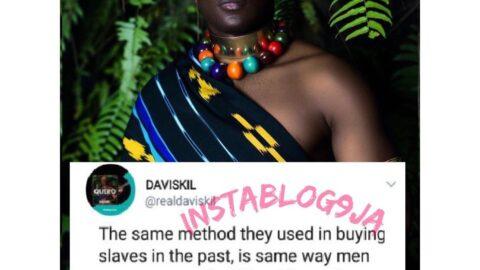 Slavery still alive. Married men are slave masters – Upcoming artist Daviskil
