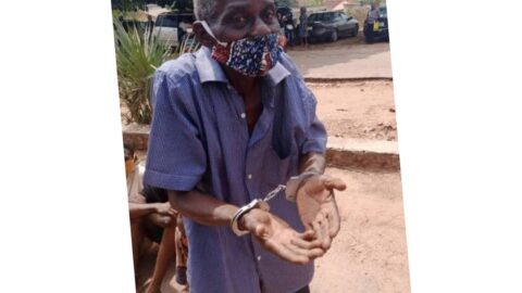 72-year-old pastor defiles 13-year-old girl in Oyo