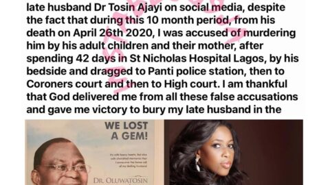 Ex Miss Nigeria, Helen Prest-Ajayi, recounts her ordeal in the hands of her late husband's family [Swipe]