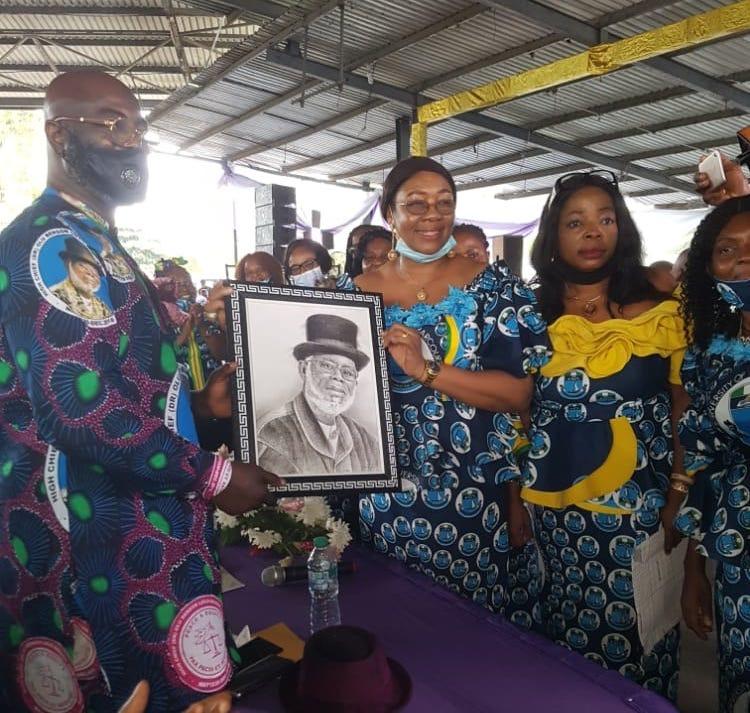 Tributes Galore As UNIPORT Honours O.B Lulu-Briggs