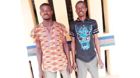 Two men break into their neighbor's house at 2am to gang-rape his daughter