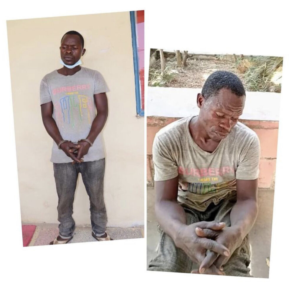 After being prosecuted for raping two minors, man arrested again for defiling another 4 minors he lured with bread