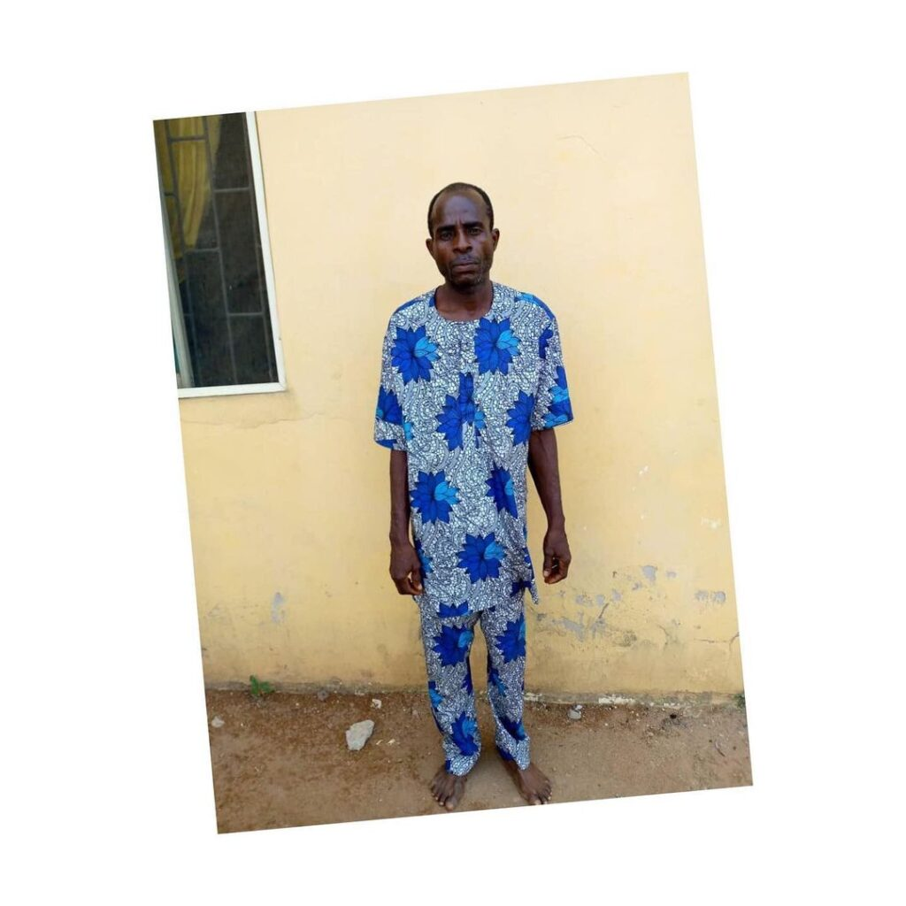 Man arrested for defiling a 10yr old girl and his ... Image