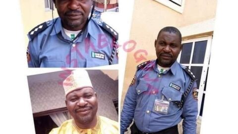 Top Shariah police officer caught in a hotel with a married woman, sacked