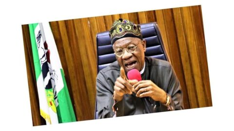 Insecurity: Kidnapping, banditry not federal offences — Lai Mohammed