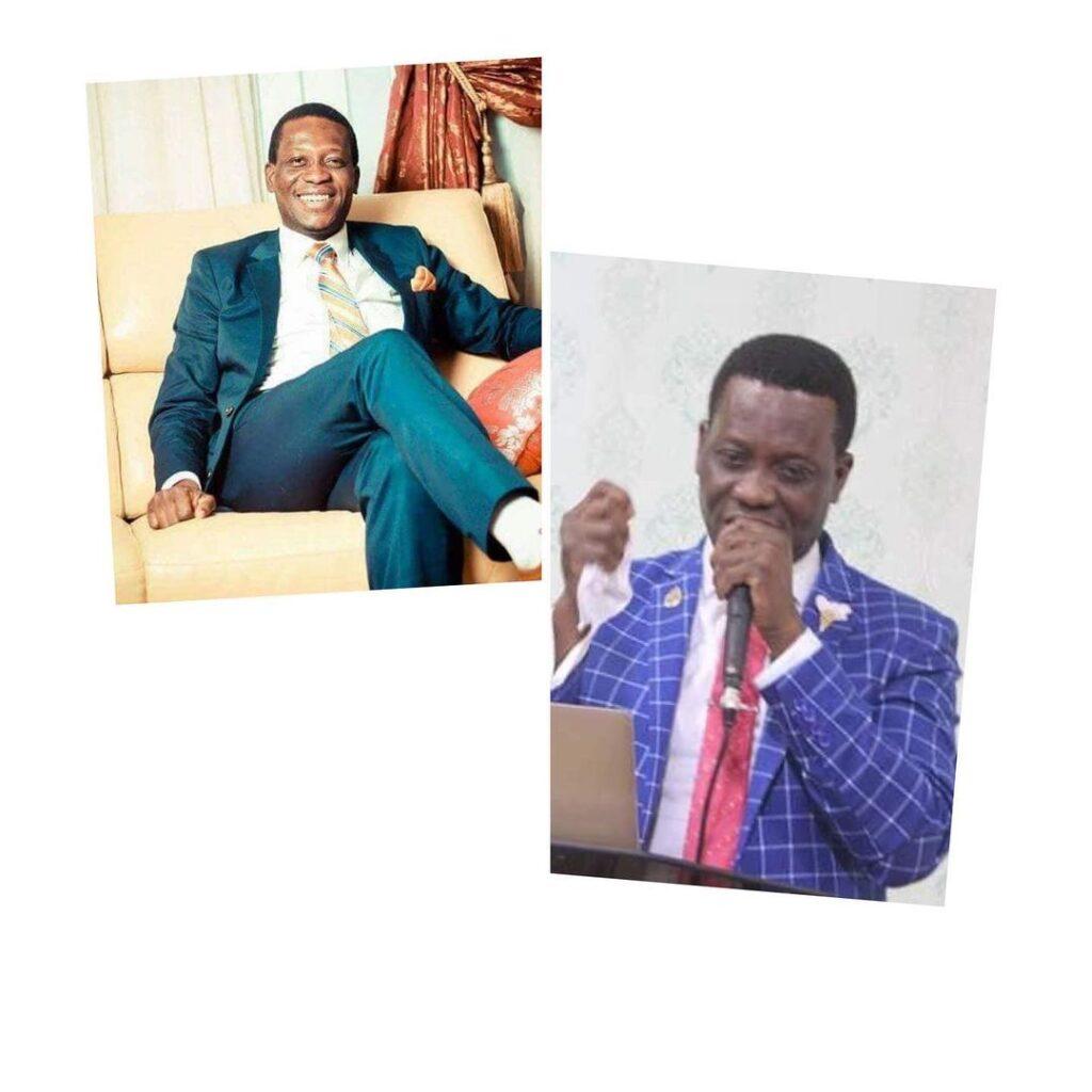 Pastor Adeboye loses son Image