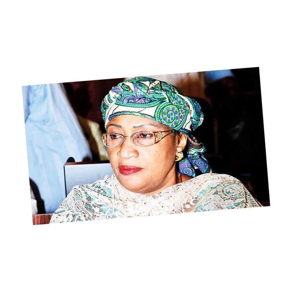 Mama Taraba passes on Image