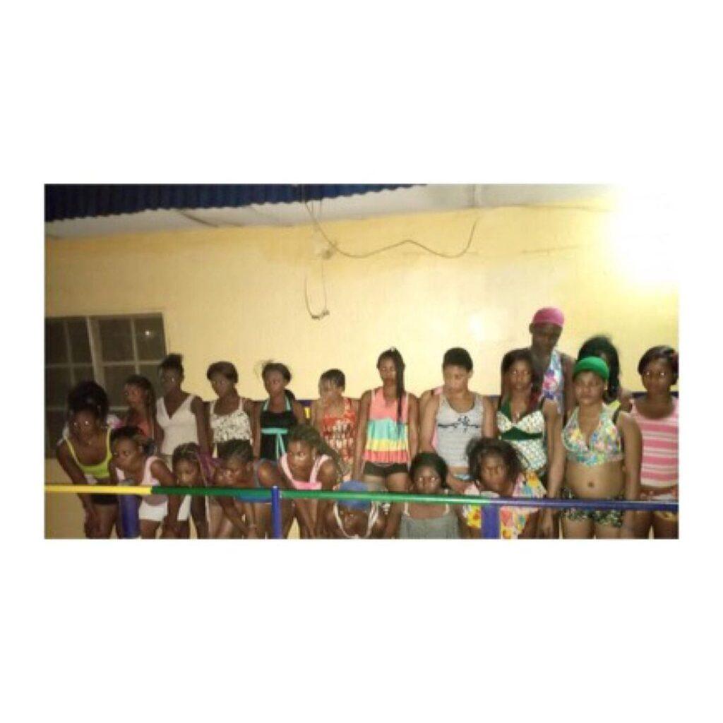 Police rescue underage girls lured into prostituti... Image