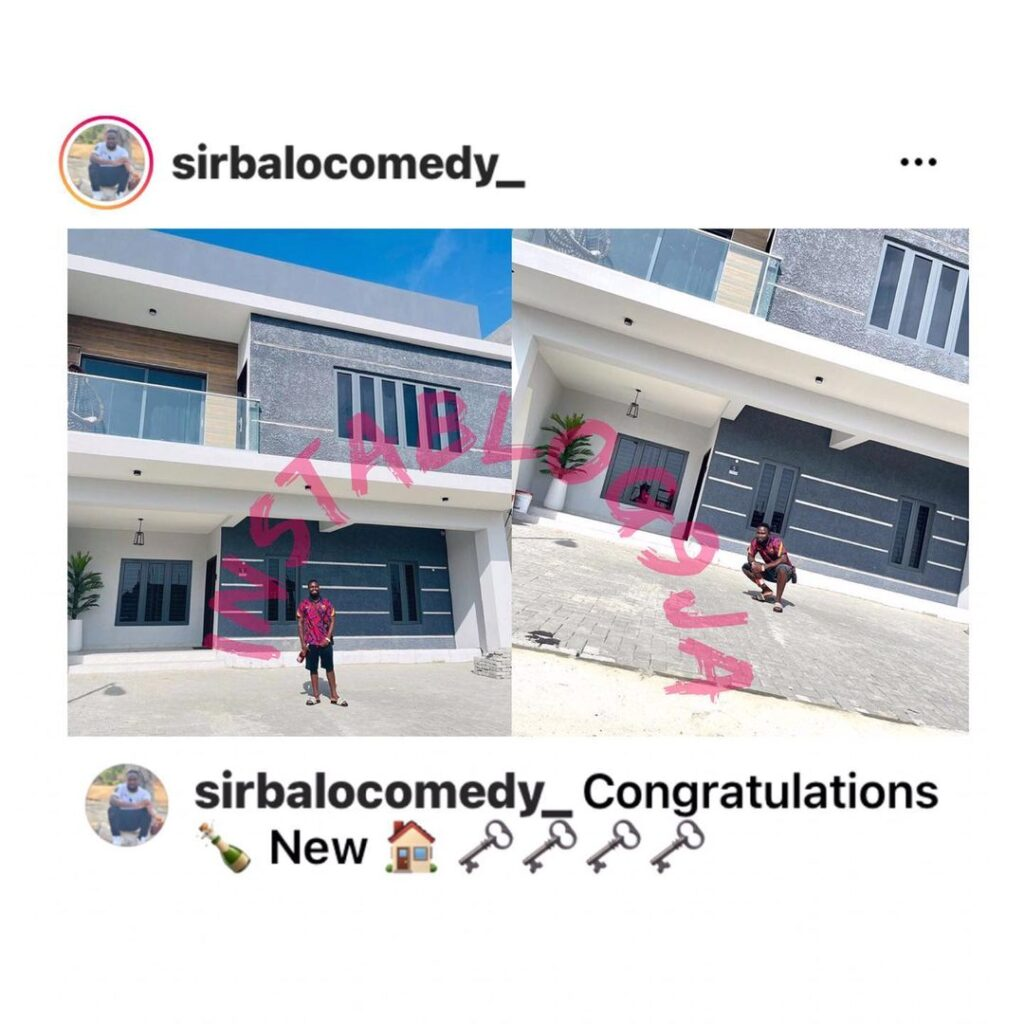 Comedian SirBalo steps into the weekend with a new... Image