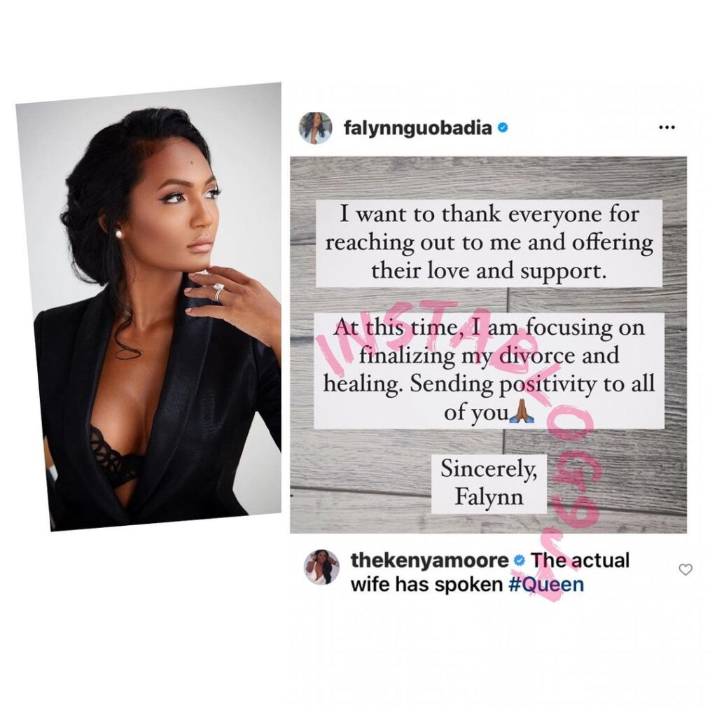 Reality Star, Falynn, breaks silence after her fri... Image