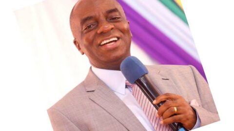 I'll be the last to leave Nigeria if crisis erupts — Bishop Oyedepo .