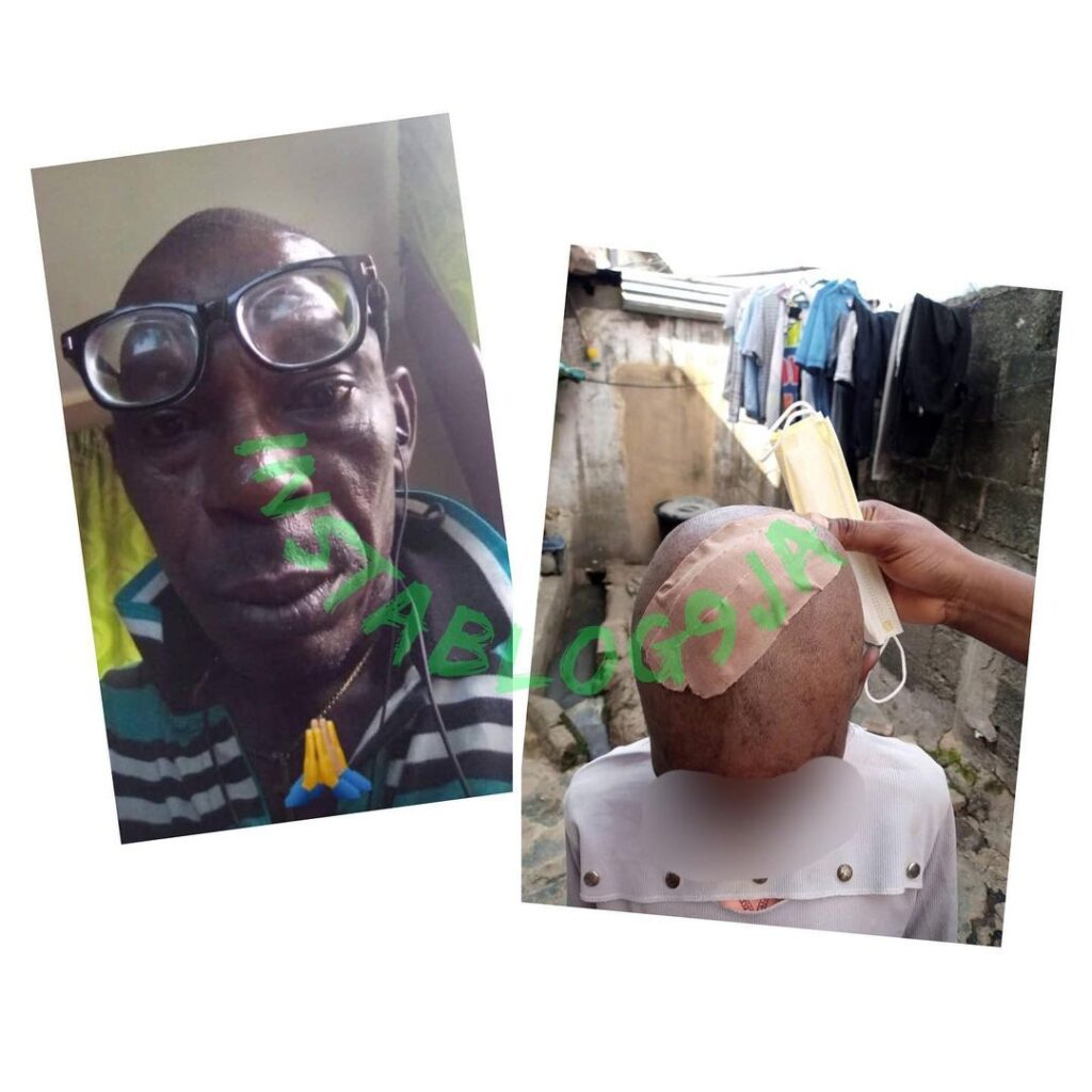 Man brutalizes his 11-year-old daughter for allegedly refusing his sexual advances .