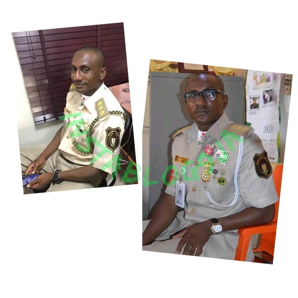 Chief provost of the Nigerian immigration service shot dead in Imo .