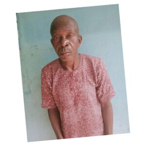 Police arrest 65-yr-old man for r*pin his 85-yr-old stepmother twice in Ekiti