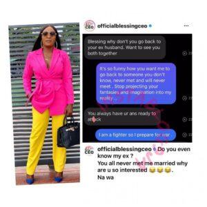 Relationship expert, Blessing Okoro, adds