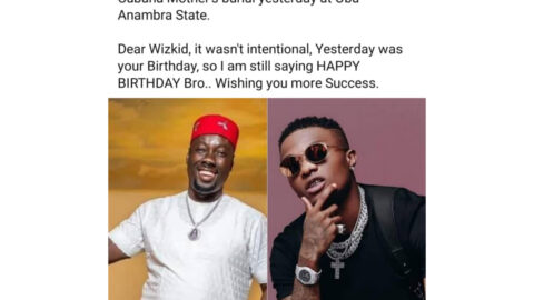 Obi Cubana made me to forget Wizkid 31 Birthday says Delta Governor Special Assistant Ossai Ovie Success.