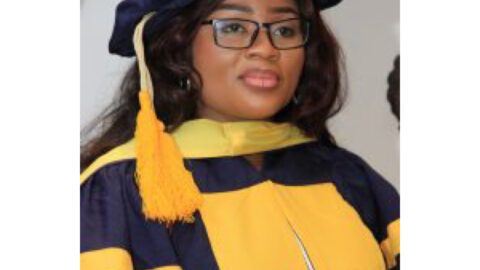 Funmi Ayinke Now A Chartered Management Consultant