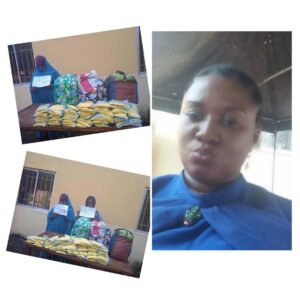 NDLEA arrests two ladies who used hijab to hide 296,000 tablets of illicit dr*gs .