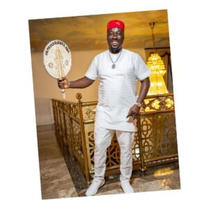 How I made my first million. There is no soap anywhere — Businessman Obi Cubanna